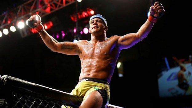 Gilbert Burns is willing to coach the upcoming season of The Ultimate Fighter