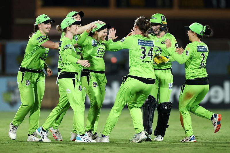Sydney Thunder will play the Melbourne Stars in the finals of the WBBL.
