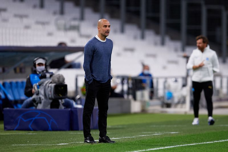 Pep Guardiola is set to stay at Manchester City beyond this season