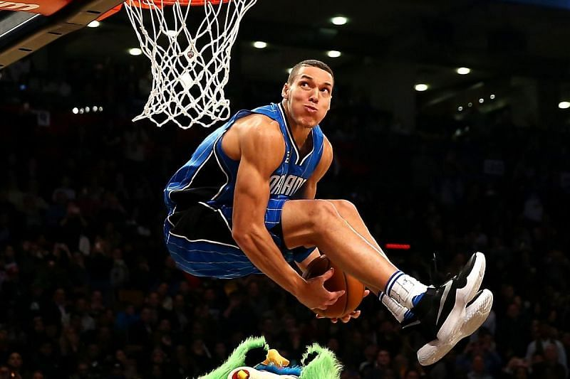 Aaron Gordon is renowned for his athleticism.