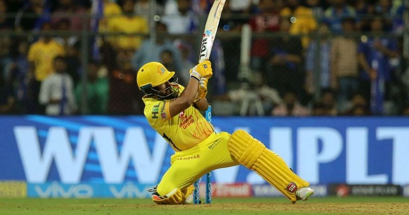 Kedar Jadhav batted despite an injury and won the curtain raiser against MI in IPL 2018.