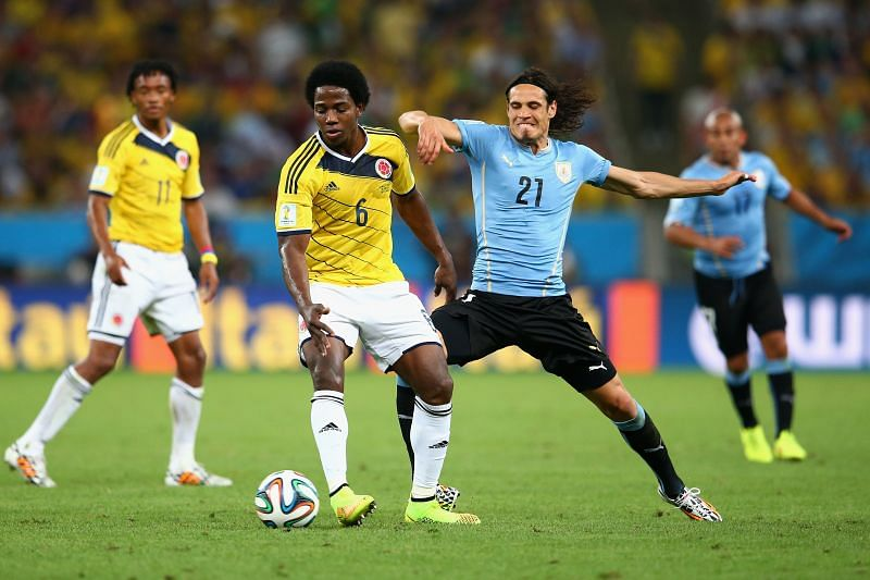 Colombia v Uruguay: Round of 16 - 2014 FIFA World Cup Brazil