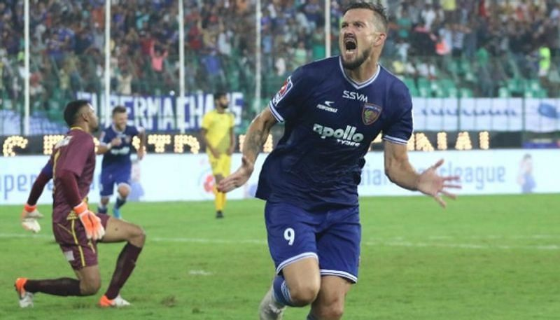 Valskis was important for Chennaiyin FC last season