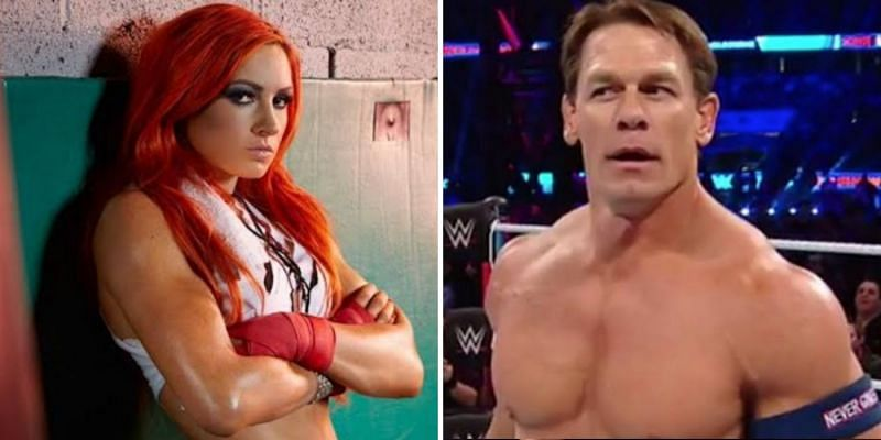 Becky Lynch and John Cena are some of the Superstars that almost got fired