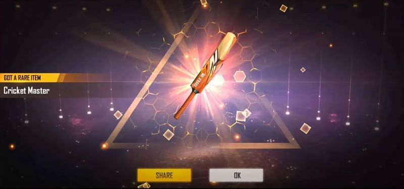 The Cricket Master Bat (créditos de imagem: BangBang Gaming / YouTube)