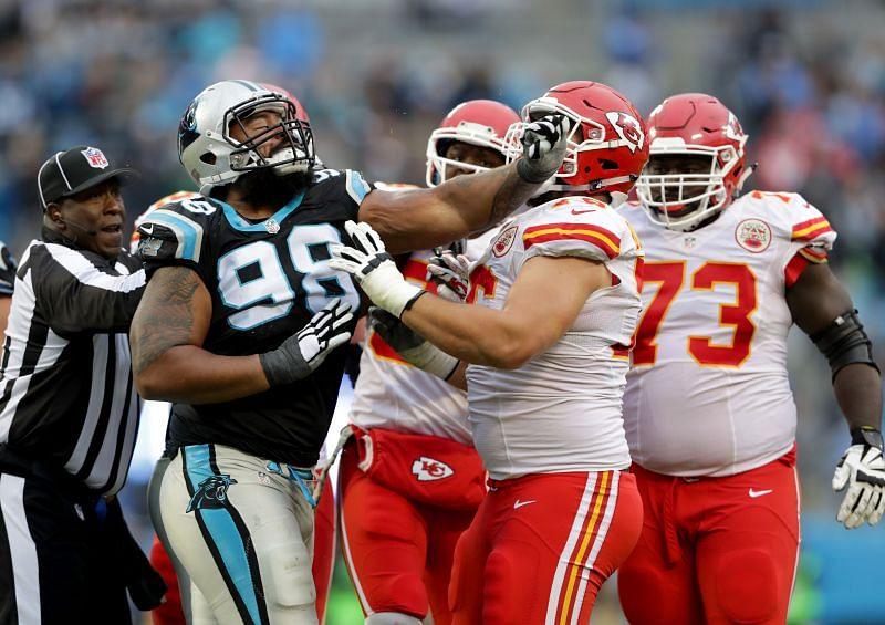 Kansas City Chiefs v Carolina Panthers