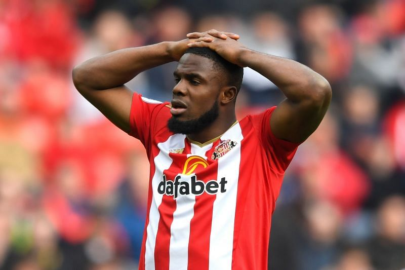 Victor Anichebe scored most of his Premier League games for Everton
