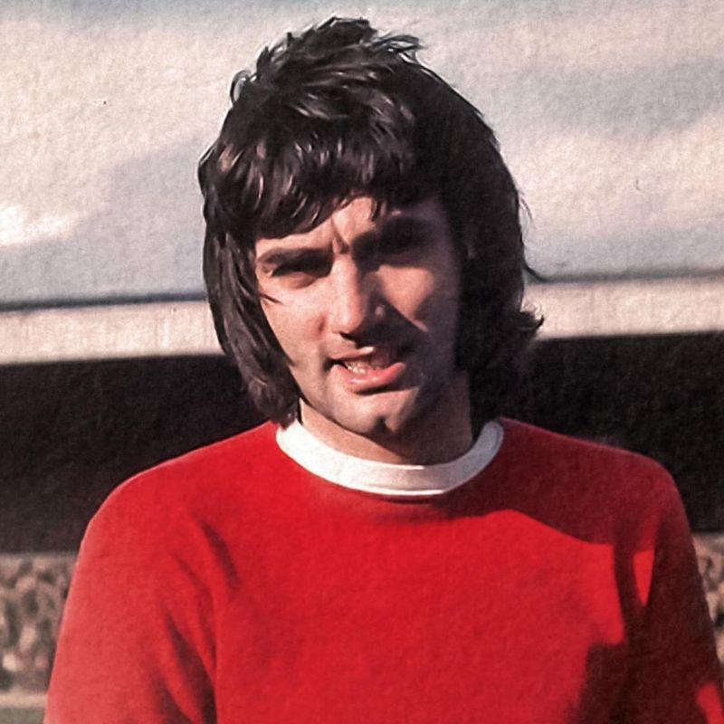 George Best is a Manchester United legend