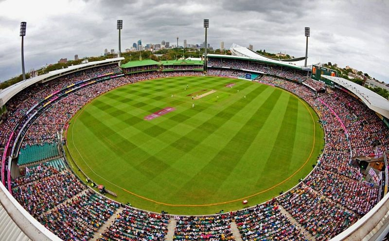 सिडनी क्रिकेट ग्राउंड