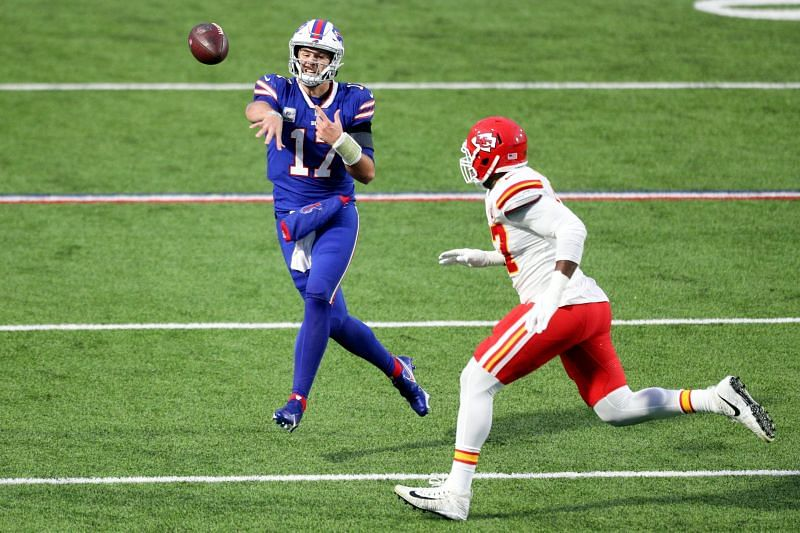 Josh Allen has changed the future of the Buffalo Bills