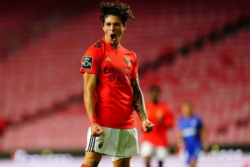 Darwin Núñezhas made a case for his inclusion in the Benfica starting XI