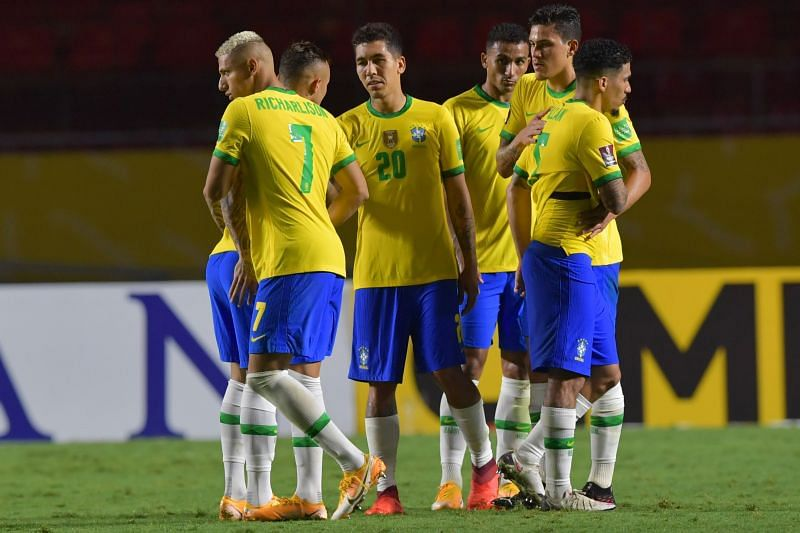 Brazil travel to Montevideo to face Uruguay