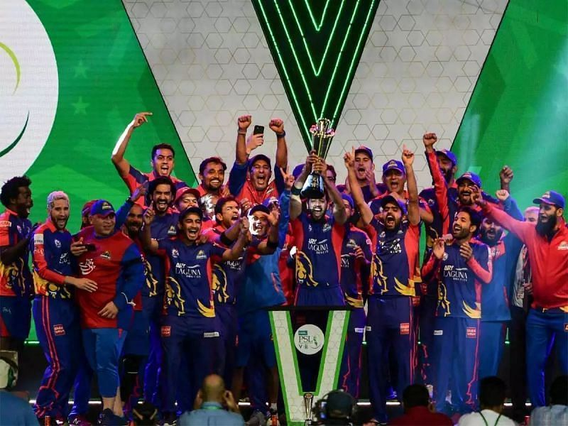 PSL 2020 champions Karachi Kings (Image Credits: Times of India)