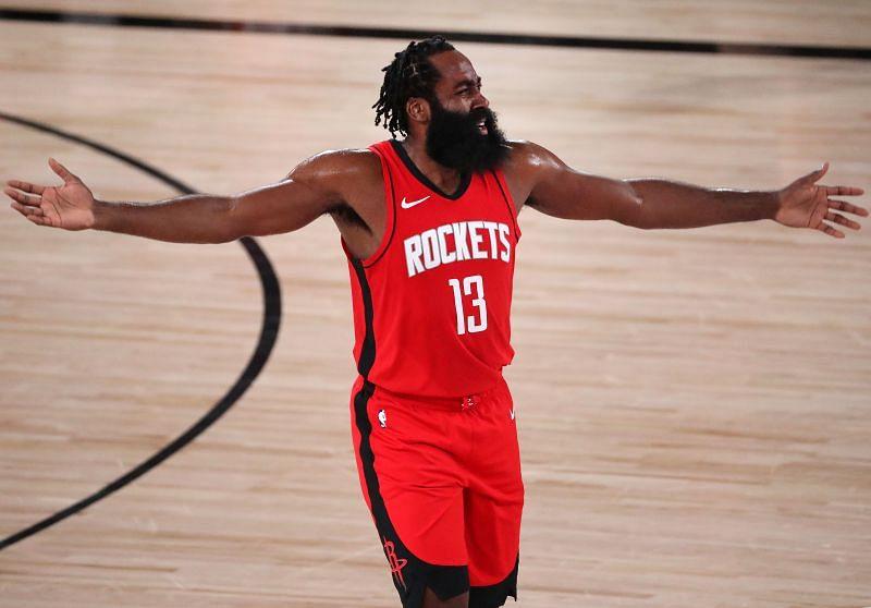 LA Lakers vs Houston Rockets - Game Four