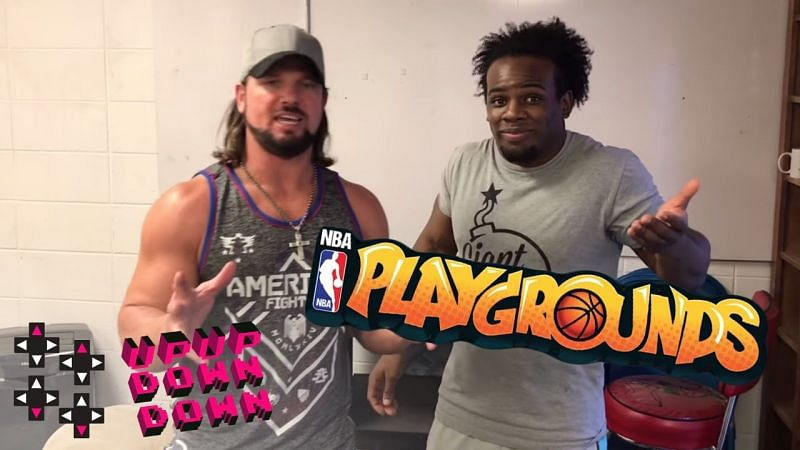 AJ Styles will captain Team Raw at Survivor Series and will be on Team UpUpDownDown