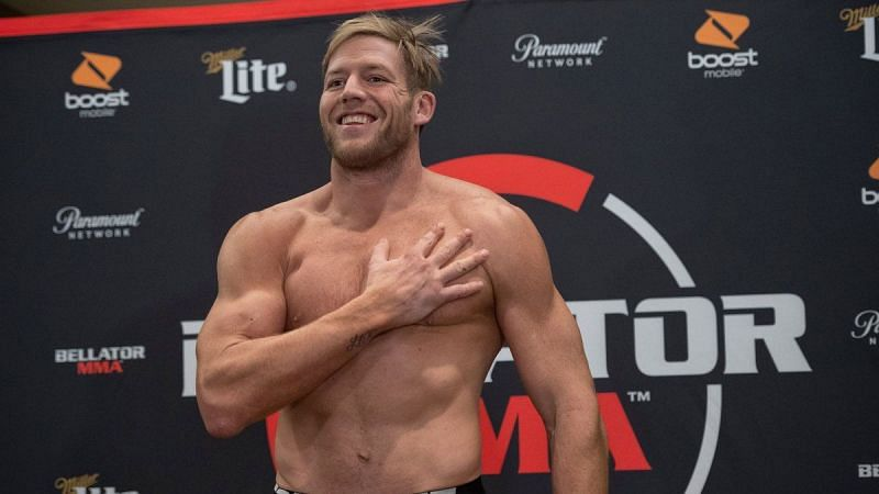Jake Hager discusses his time with the WWE