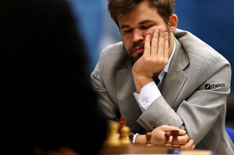 Magnus Carlsen showered rich praise on Rafael Nadal.