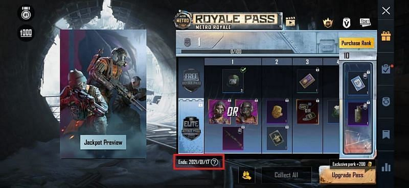 Present Royale Pass