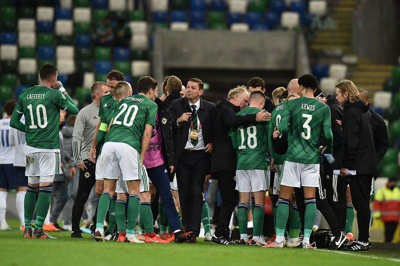 Northern Ireland v Slovakia - UEFA EURO 2020 Play-Off Finals