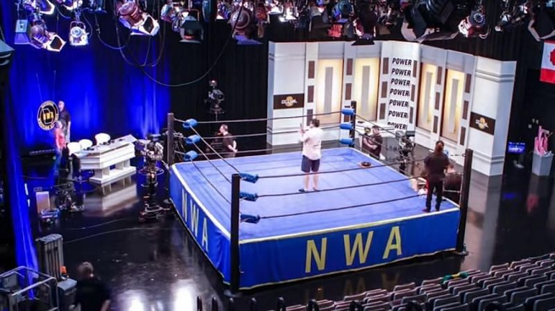 NWA has been attempting to come back into the wrestling conversation with Billy Corgan at the helm