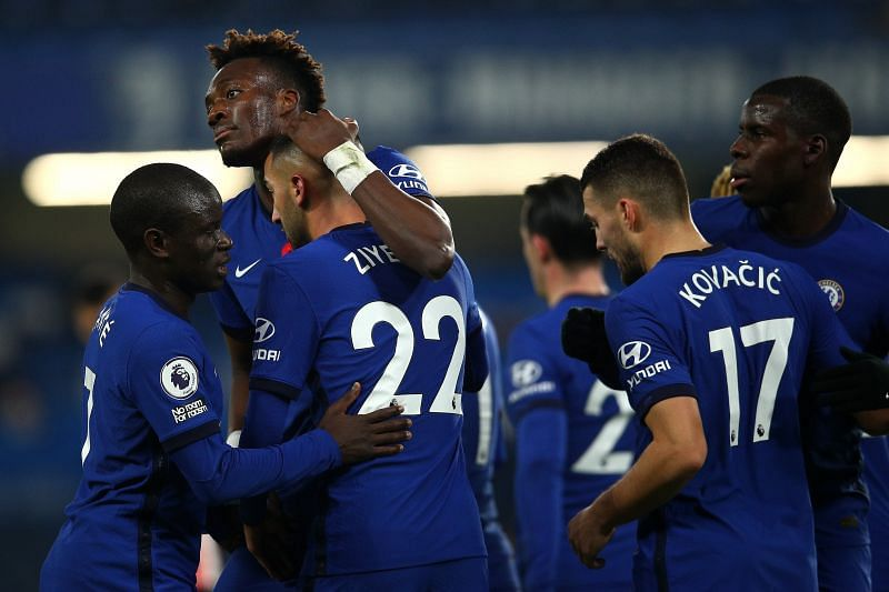 Another win for Chelsea