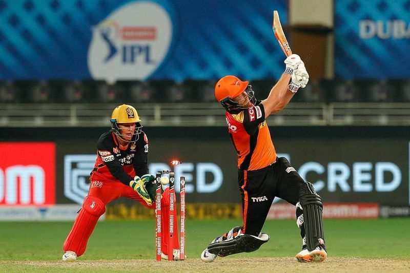 The Sunrisers Hyderabad recorded one of the lowest scores in this year