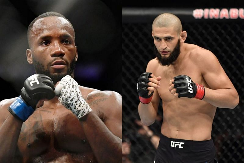 Leon Edwards and Khamzat Chimaev are set to fight at UFC Vegas 17