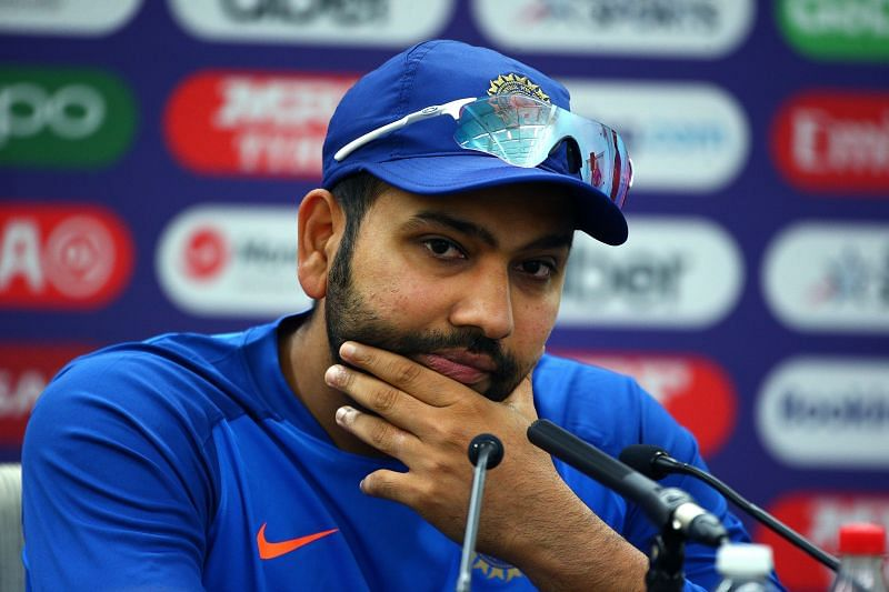 Rohit Sharma is one of the best batsmen in the world at the moment.