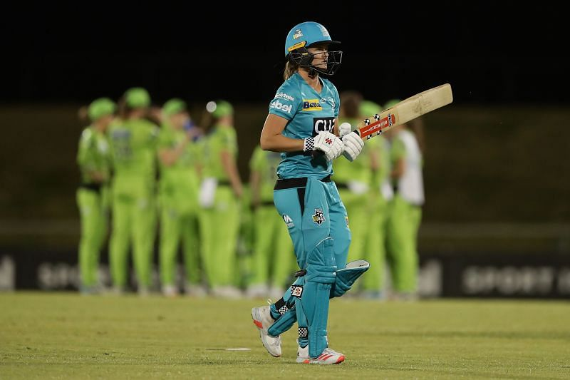 Jess Jonassen will be the one to watch out for in the WBBL semi-final.