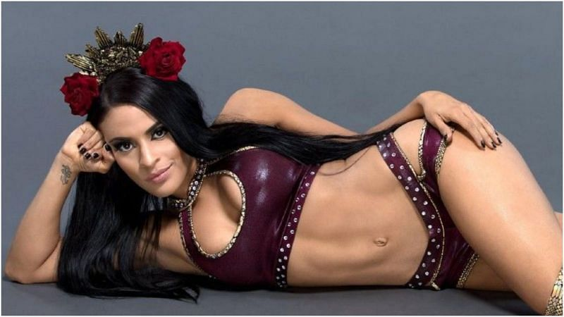 WWE Superstar Zelina Vega