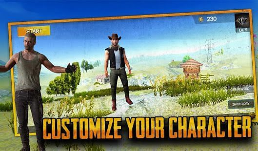 Free Survival: fire battlegrounds (Image Credits: Android Mods Apk)