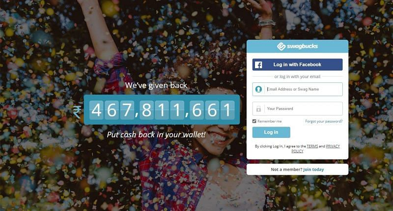 Swagbucks requires players to perform certain tasks in exchange for their currency – SB