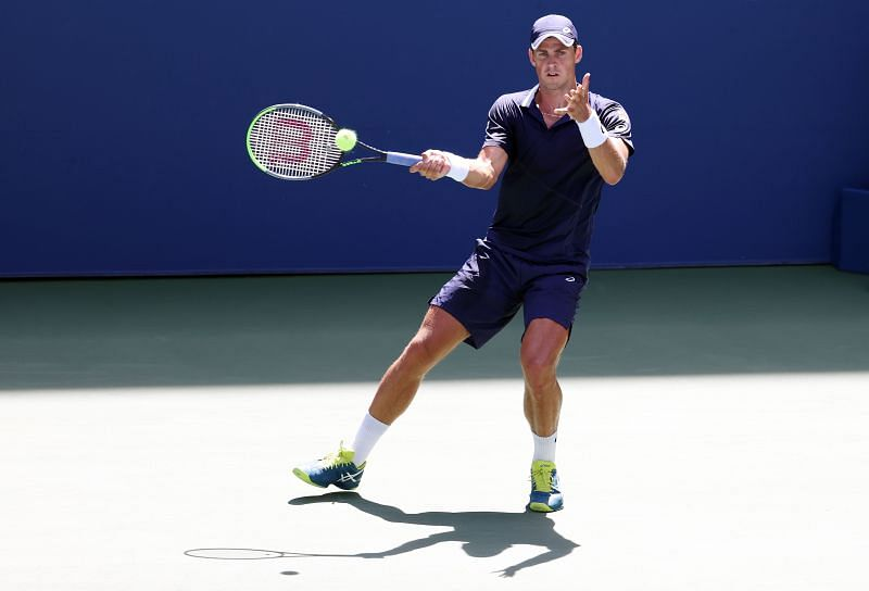 Vasek Pospisil at the 2020 US Open