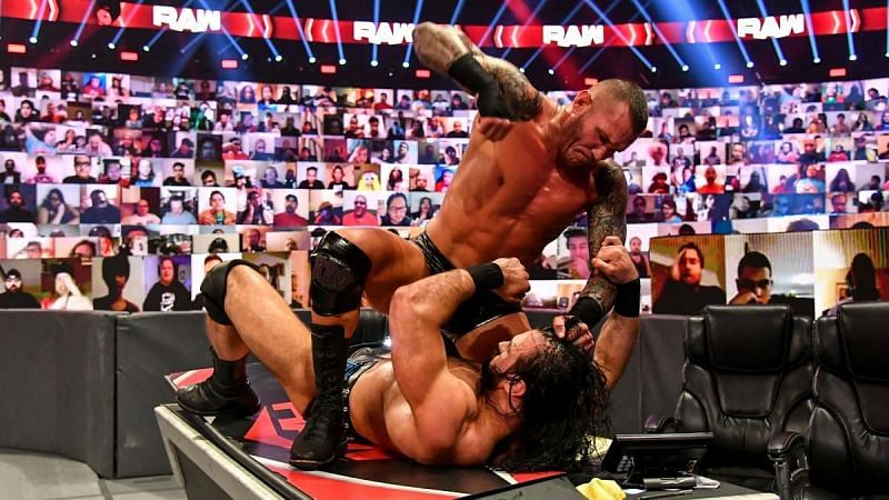 There were far too many things said between the lines on WWE RAW this week