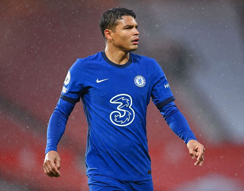 Thiago Silva joined Chelsea on a free transfer