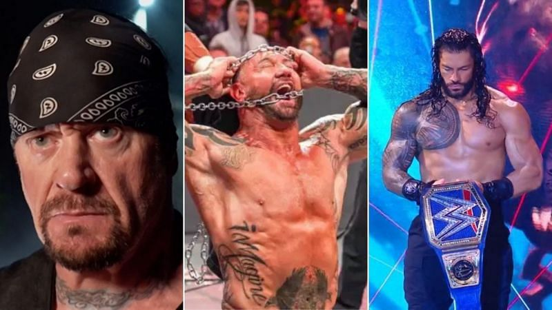 It was a big week for the WWE Universe