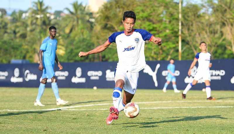 Bengaluru FC have revealed their squad for the upcoming season.