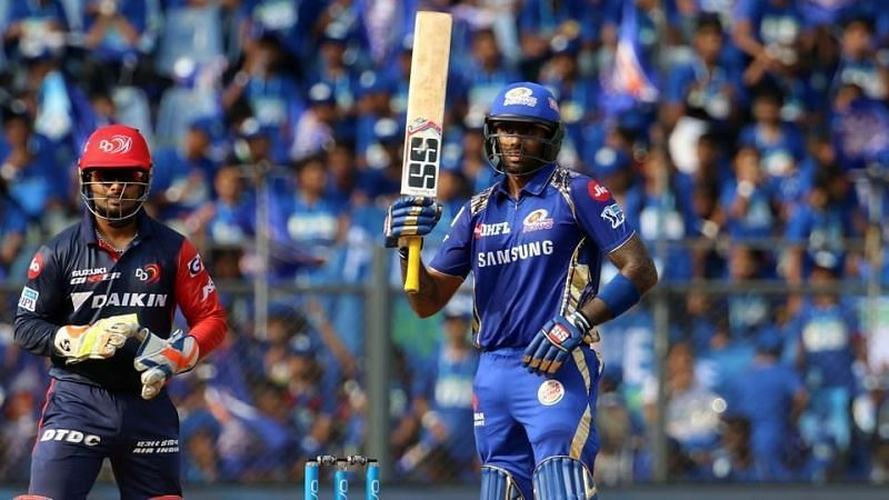 Suryakumar Yadav has put in assured performances for MI once again