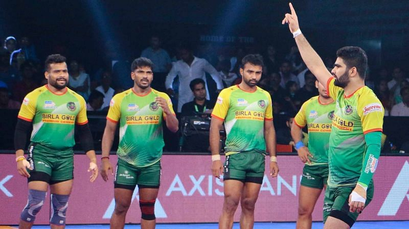 The Pardeep Narwal-led Patna Pirates have had a rollercoaster ride in the PKL.