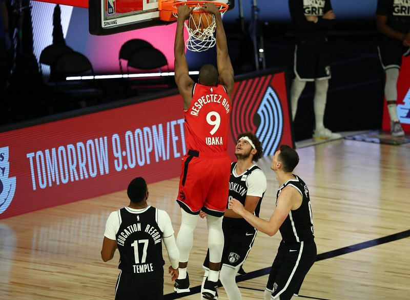 Toronto Raptors v Brooklyn Nets - Game Four