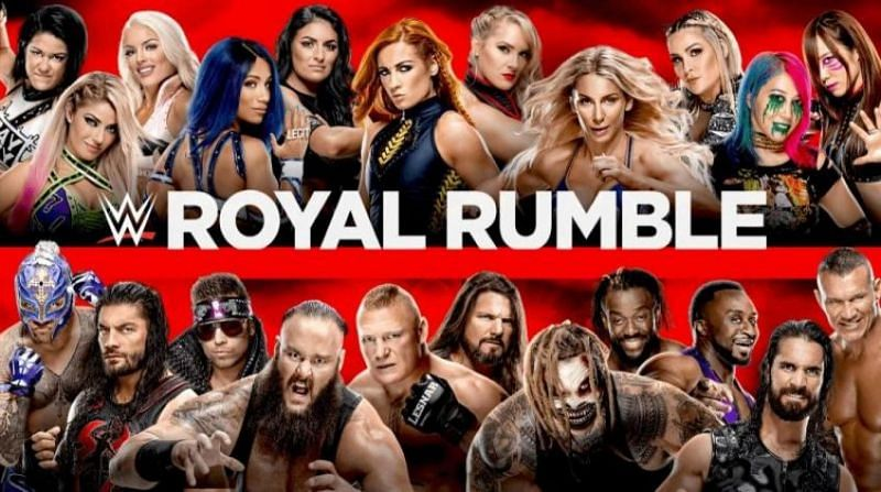 Royal Rumble is one of the most exciting nights of WWE