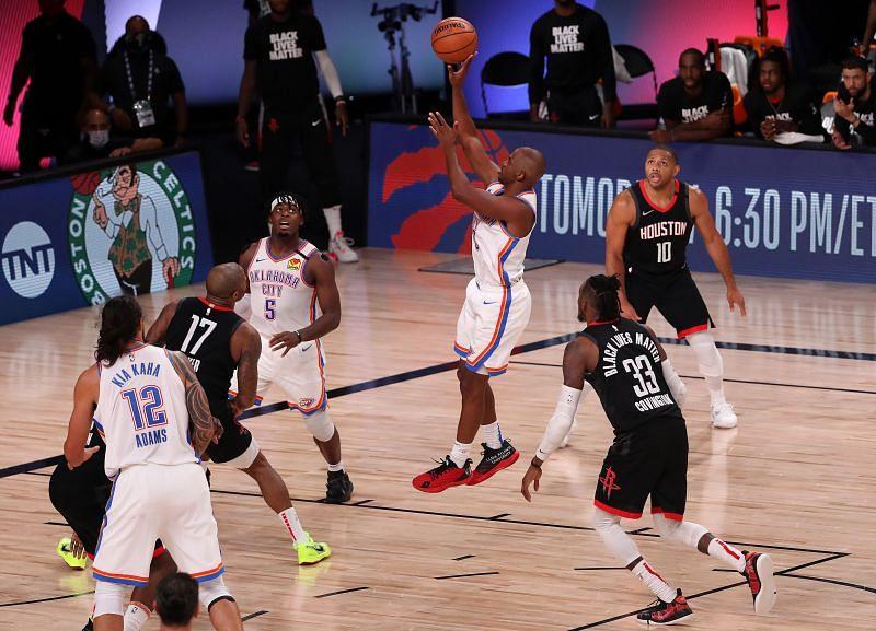 Oklahoma City Thunder vs Houston Rockets - Game Seven