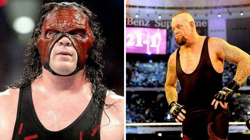 Kane and The Undertaker share their reactions to the end of The Streak