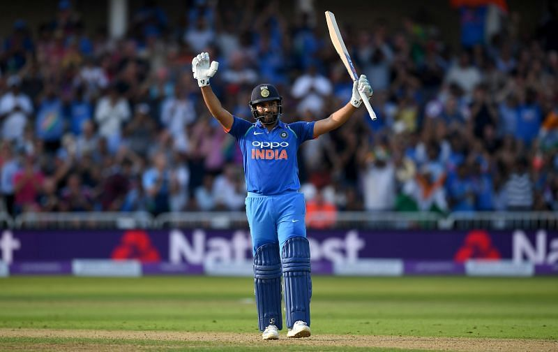 Rohit Sharma holds the record for the highest individual score in ODI cricket