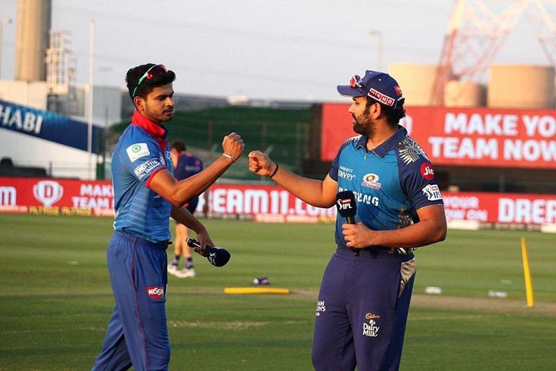 The Delhi Capitals will be facing the Mumbai Indians in Qualifier 1 tonight [P/C: iplt20.com]