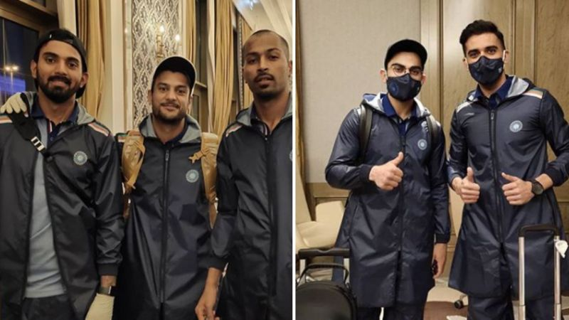 The Indian cricket team will return to the cricket field for the first time in nine months (Image Courtesy: Instagram)