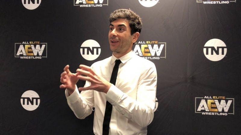 AEW owner, Tony Khan, makes an incredibly bold statement this morning on Twitter.