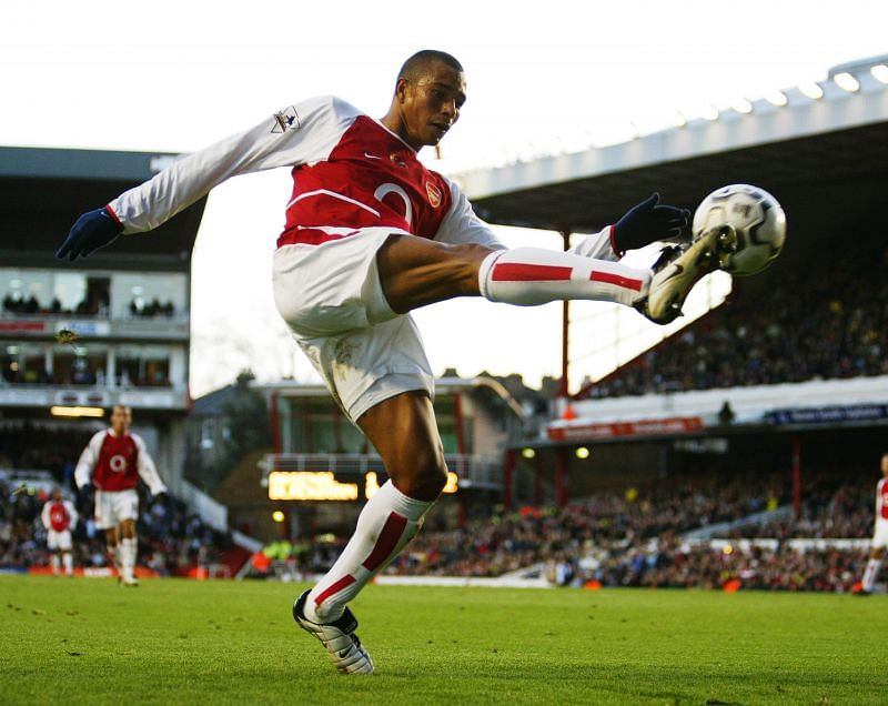 Ex-Arsenal star Gilberto Silva
