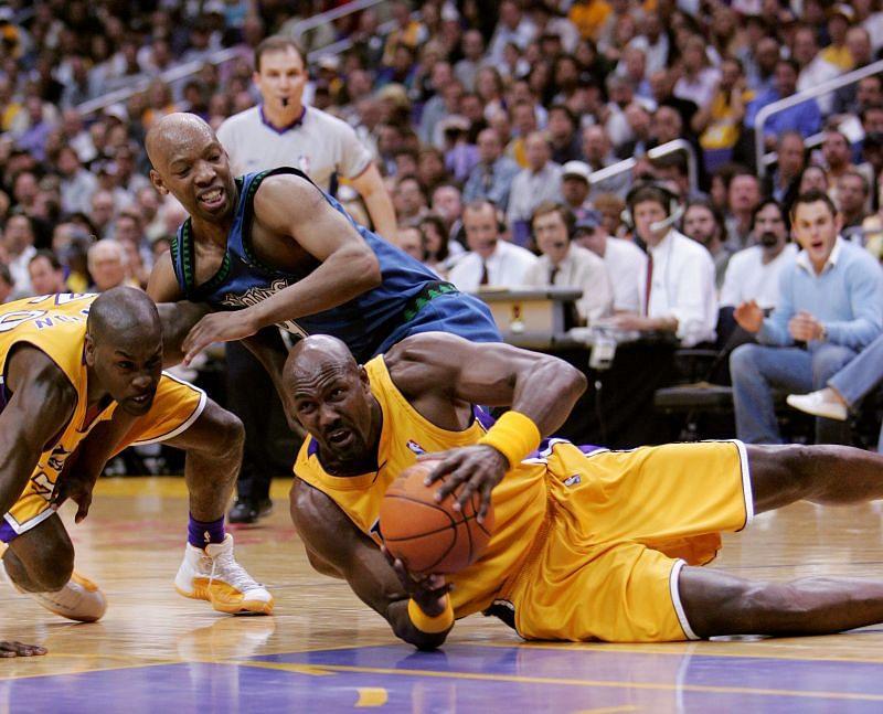 Timberwolves vs Lakers
