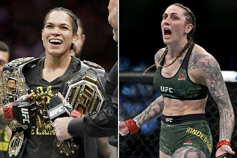TUF could be the perfect vehicle for Amanda Nunes and Megan Anderson to increase their popularity.